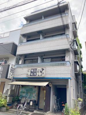 【外観】ソリッドリファイン武蔵新城
