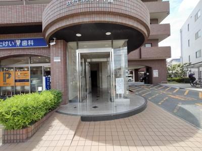 【エントランス】ロイヤルメゾン千國