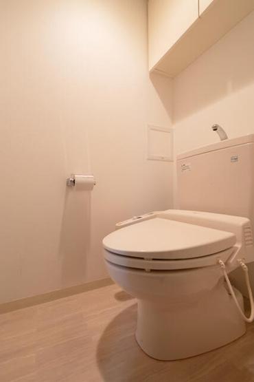 【トイレ】レクセルガーデン調布