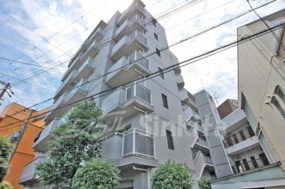 【外観】新居マンション