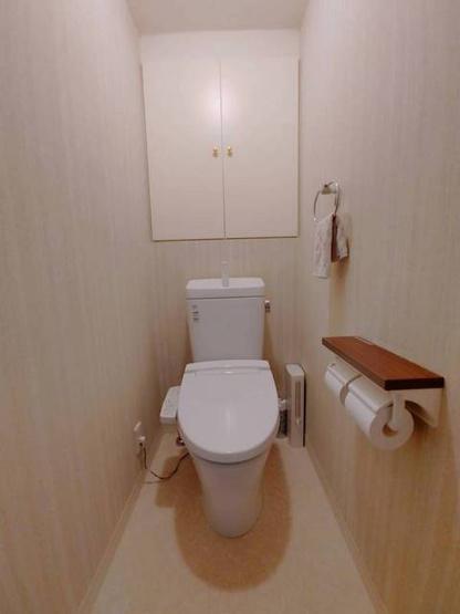 【トイレ】ライオンズプラザ調布シティ
