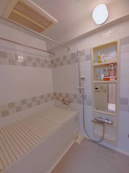 【浴室】ライオンズプラザ調布シティ
