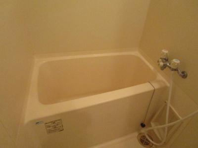 【浴室】クレディハイツ