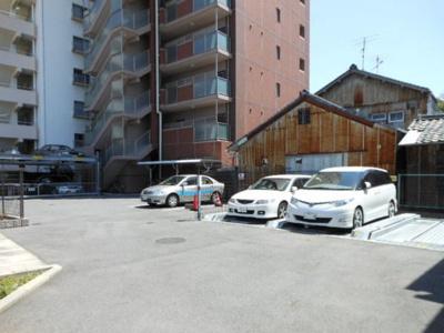 【駐車場】シダーフィールド浄心