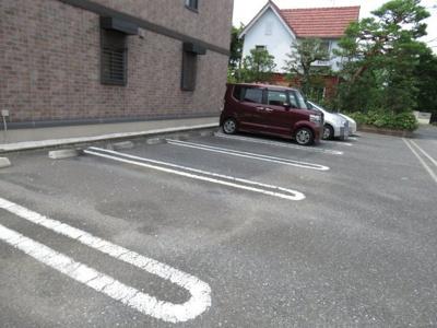 【駐車場】シャンティーユ曙台