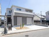 千葉市花見川区こてはし台1丁目 全1棟 新築分譲住宅の画像