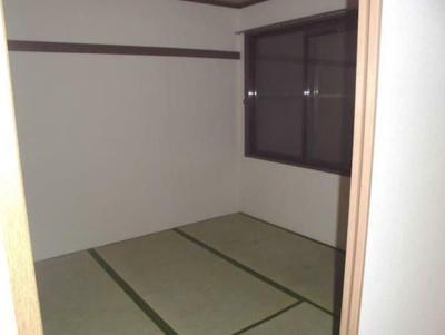 【寝室】クローバーハイツ