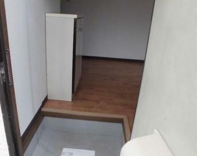 【玄関】クローバーハイツ
