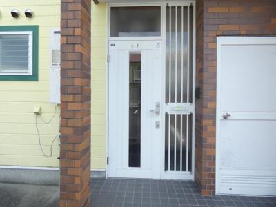 【玄関】プレンティハウスB
