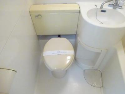 【トイレ】レナジア狛江