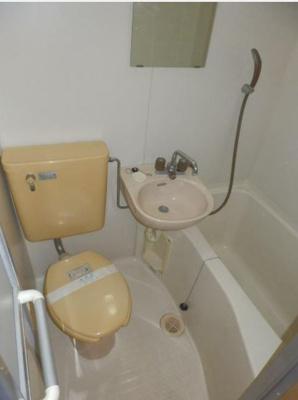 【浴室】スリーゼビル