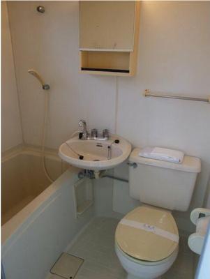 【浴室】サンハイツ森野