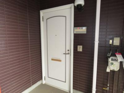 【玄関】グリーンアペックスC