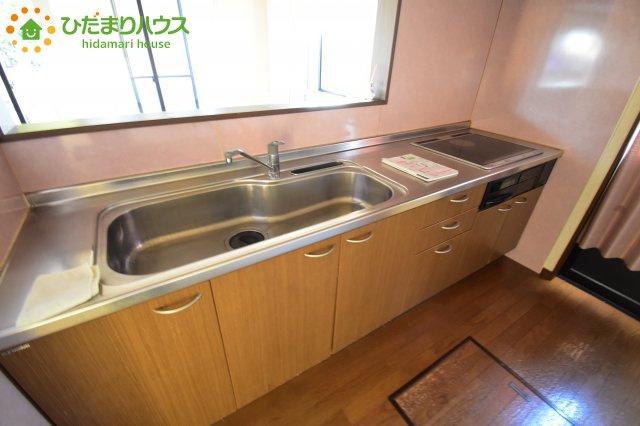 【キッチン】西区指扇領辻 中古一戸建て