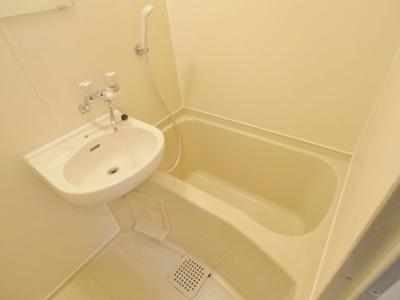 【浴室】サンコーポ海田幸