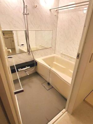 【浴室】ロイヤル西宮ルシエル