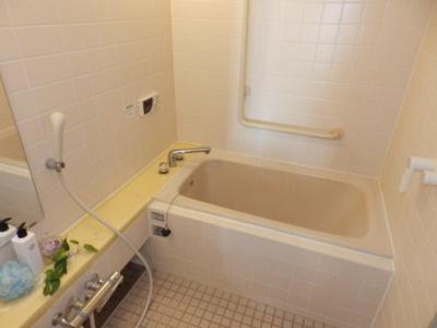 【浴室】アーベインヒルズ向洋B棟