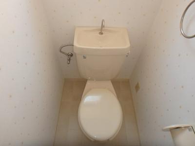 【トイレ】アヴァンセ東神戸