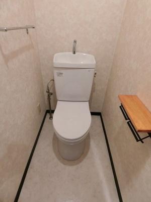 【トイレ】ライオンズマンション立石第3