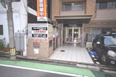 【エントランス】ニューガイアリルーム薬院駅前No.23