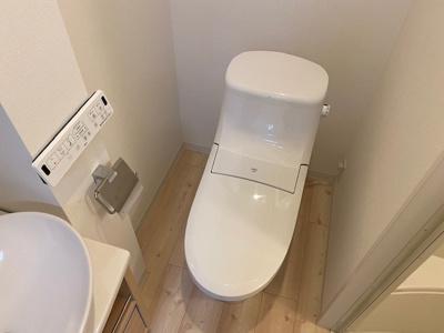 【トイレ】クックランド駒沢公園