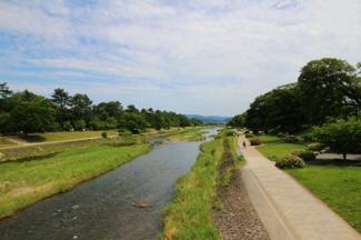 【周辺】北区小山東元町売土地