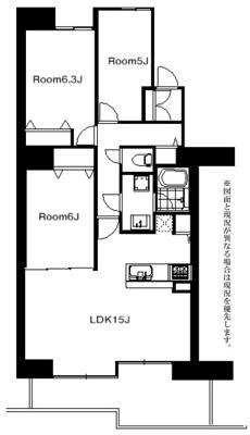 間取図です:三郷新築ナビで検索