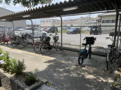 【駐車場】バルカン富田林