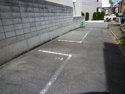 【駐車場】ヴィラ六甲