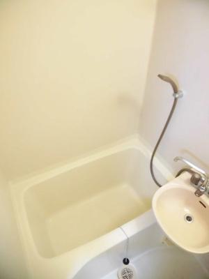 【浴室】ガーデンハイツ1号棟