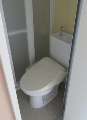 【トイレ】ユナイト平間D カーネギーの社