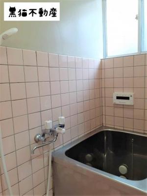 【浴室】平和ヶ丘借家