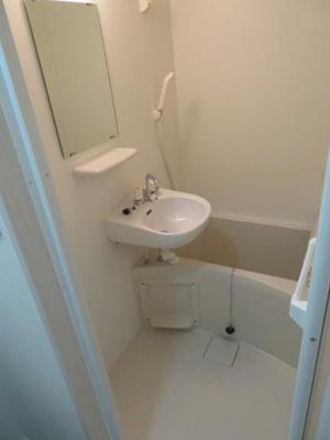 【浴室】イルビラージュ平和台