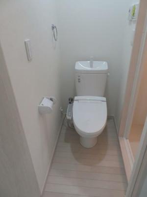 【トイレ】イルビラージュ平和台