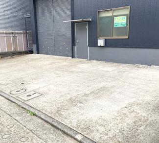 【駐車場】山一クリエイト早渕第一工場