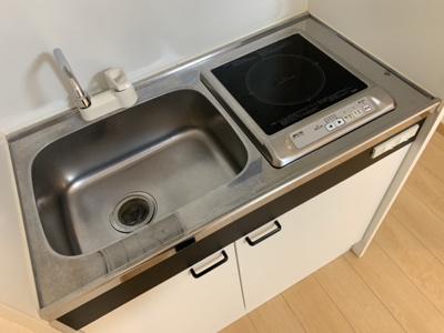 【キッチン】アイコート駒沢大学