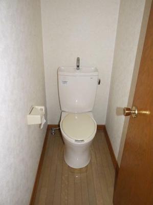 【トイレ】ハイツグランマレー