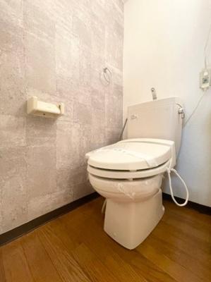 【トイレ】エバーグリーン新大阪