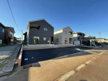 新築 全2棟 加茂市柳町4LDK 2号の画像