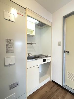 【浴室】スカイコート都立家政
