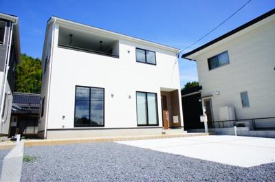 【外観】清岸寺 オール電化住宅 3号棟