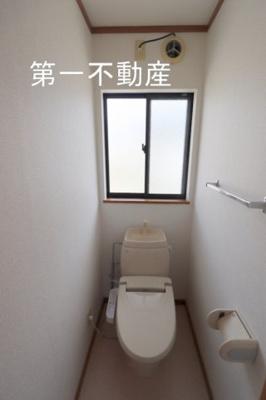 【トイレ】シエルアンフィニ