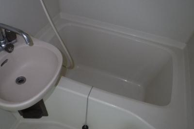 【浴室】メゾンドールFOCD