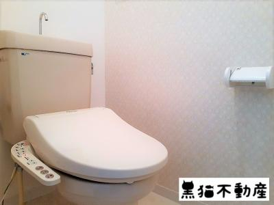 【トイレ】トレンツマンション