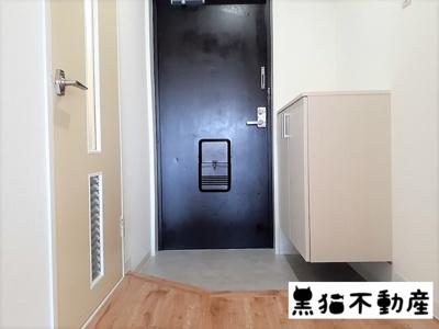 【玄関】トレンツマンション
