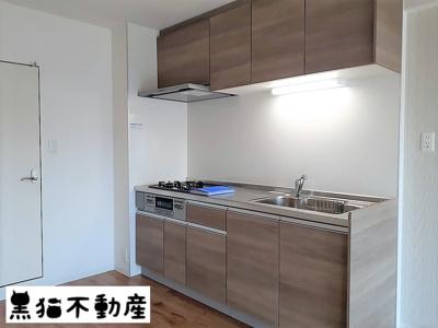 【キッチン】トレンツマンション