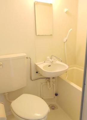 【浴室】クリスタルハイツ羽衣町