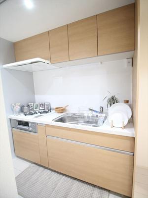 お料理しやすいキッチンです。同タイプの別室の写真