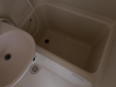 【浴室】ベルエアー上馬