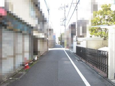 【前面道路含む現地写真】京都市中京区壬生下溝町